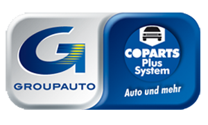 COPARTS PLUS SYSTEM logo
